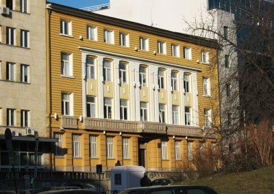 Branch of the Bulgarian National Bank – Moskovska 7 Street