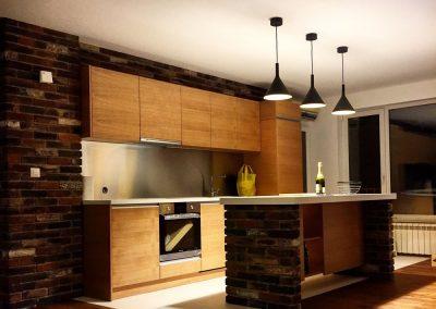 Interior design and implementation