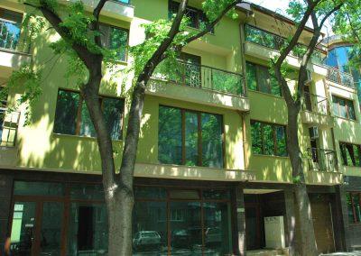 Residential building in Stara Zagora