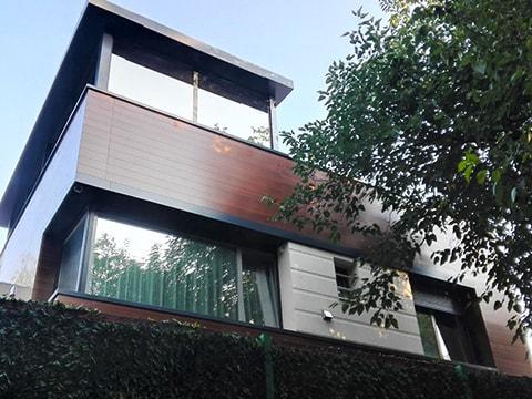Еднофамилни жилищни сгради