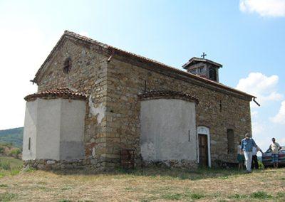 Архитектурно осветление на църкви в община Сливница