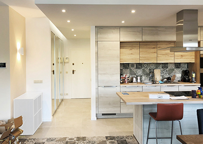 Интериор на апартамент в гр. Брюксел