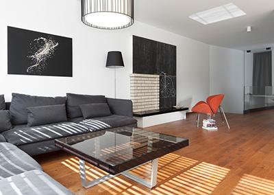Интериорен проект с изпълнение на апартамент в кв. Бъкстон